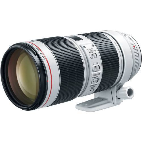 Canon EF 70-200mm f/2.8 MK III L IS USM