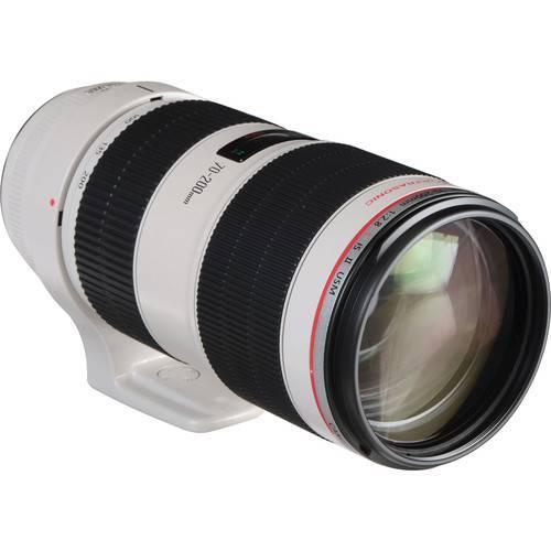 Canon EF 70-200mm f/4 IS L USM Lens