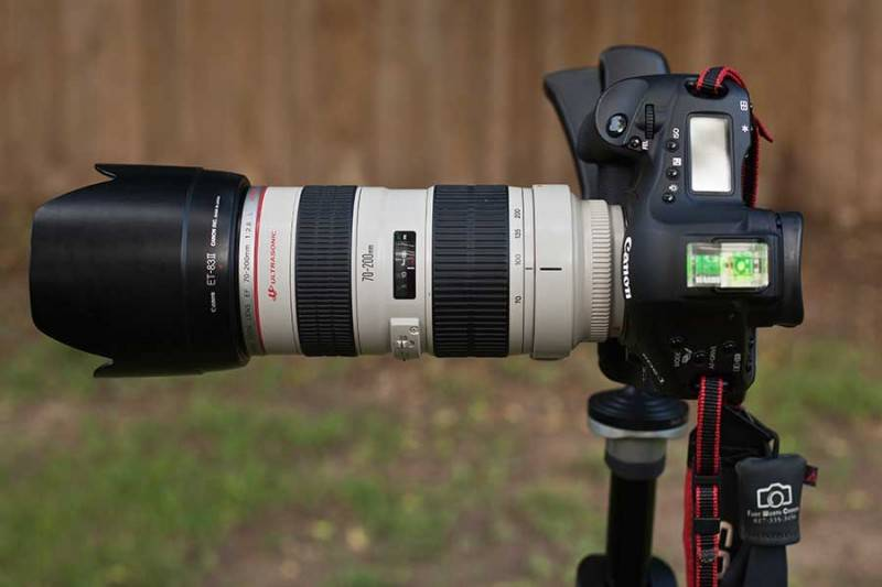 Canon EF 70-200mm f/2.8 MK II L IS USM -3293