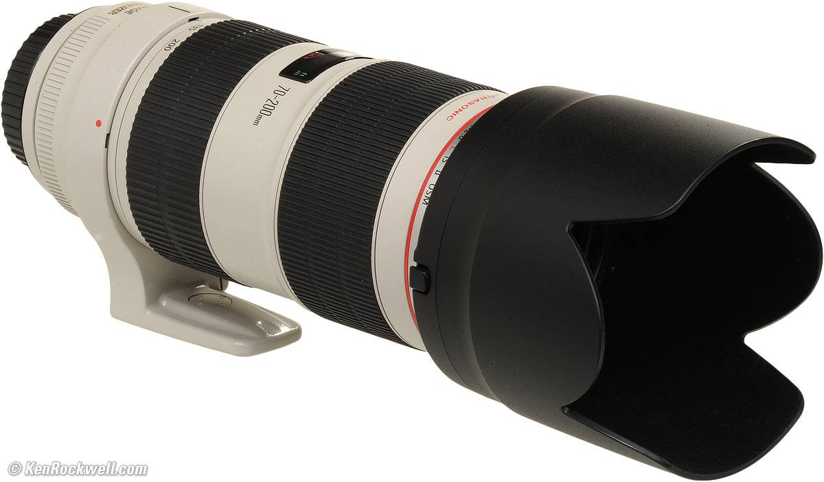 Canon EF 70-200mm f/2.8 MK II L IS USM -3295