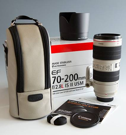 Canon EF 70-200mm f/2.8 MK II L IS USM -3296