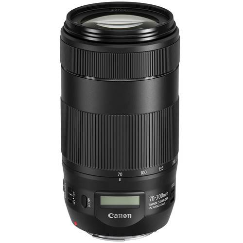 Canon EF 70-300mm f/4-5.6 IS MKII USM Lens