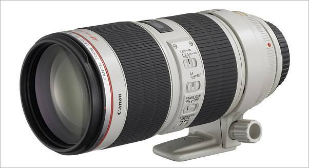 Canon EF 70-200mm f/2.8 MK II L IS USM