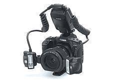 Canon MT-26EX RT Macro Twinlite