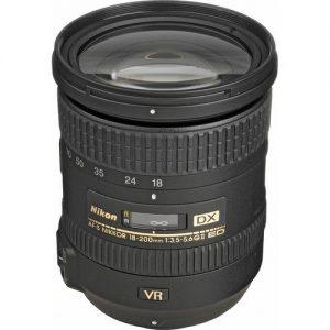 Nikon 18-200mm f 3.5-5.6 G AF-S DX VR II Lens
