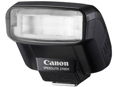Canon 270 EX Mk II Speedlite