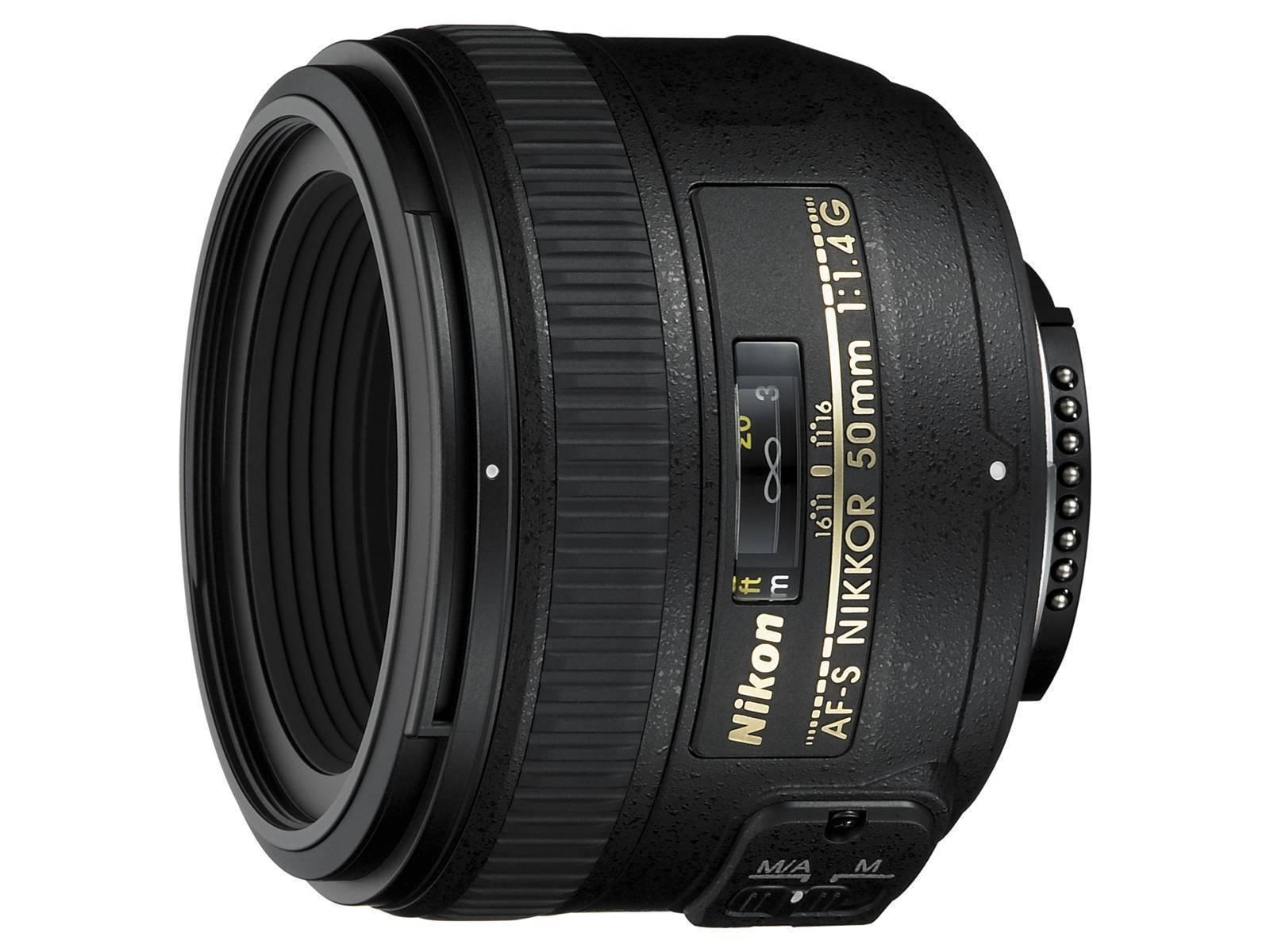 Nikon 50mm f/1.4G