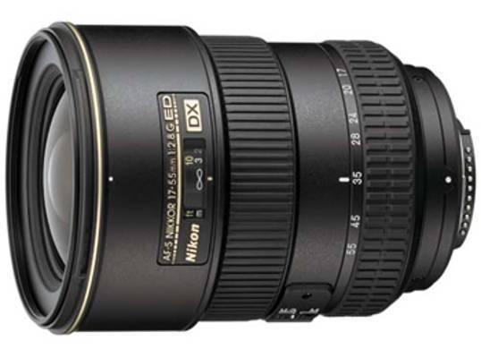 Nikon 17-55MM F2.8G AF-S DX IF-ED ZOOM-NIKKOR