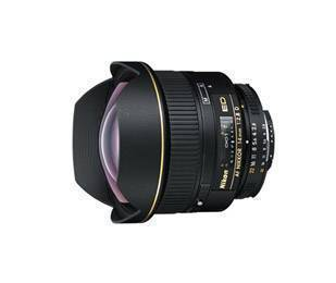 Nikon 14MM F2.8D AF  (On-Line Only)