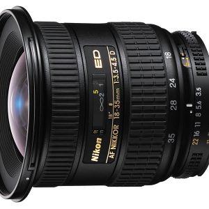 Nikon 18-35mm f/3.5-4.5D ED Lens