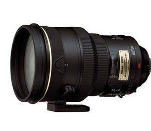 Nikon 200MM F2G AF-S VRII IF-ED Lense
