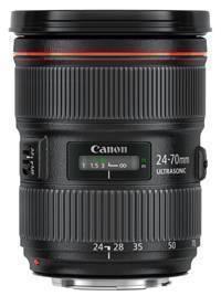 Canon EF 24-70 mm f 2.8 L II USM Lens