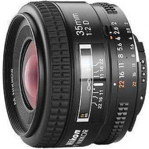 Nikon 35MM F2D AF