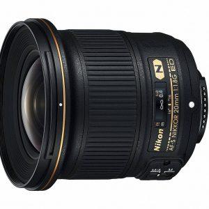Nikon 20MM F1.8G AF-S ED LENS (On-Line Only)-0