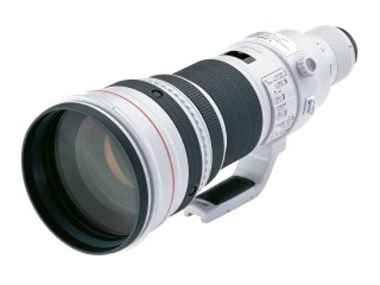 Canon EF 600mm f/4.0 L IS II USM