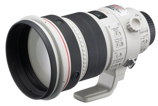 Canon EF 200mm f/2.0 L IS USM Lens