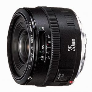 Canon EF 35mm f/2.0 IS Lens
