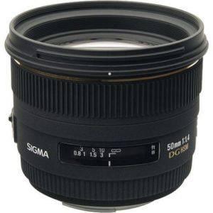 Sigma 50mm f/1.4 EX DG HSM Art – Canon