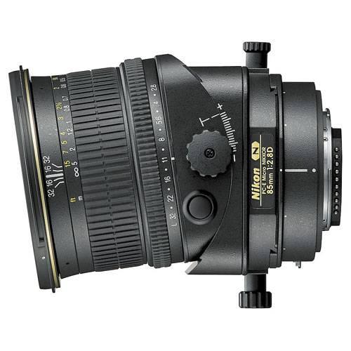 Nikon Nikkor PC-E 85mm f/2.8 ED Lens