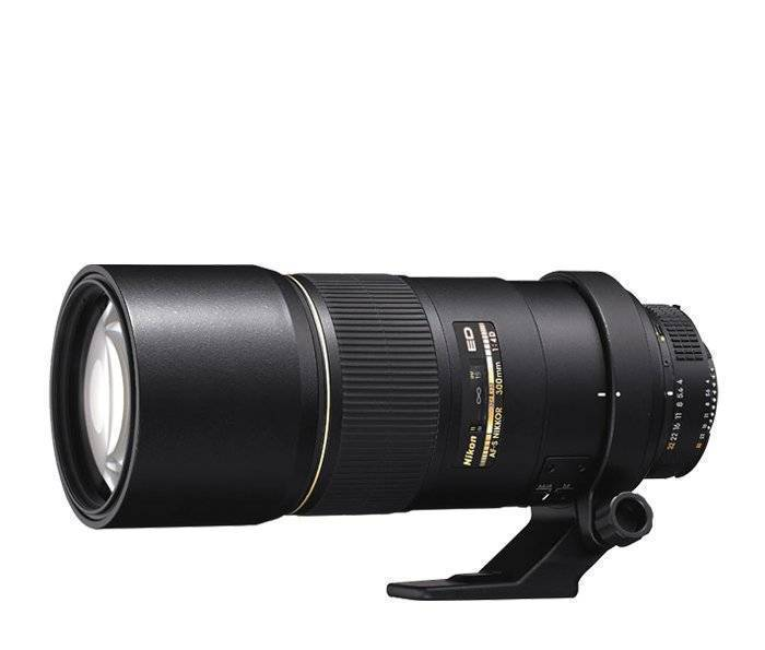 Nikon 300mm f 4.0 E PF ED AF-S ED VR Lens
