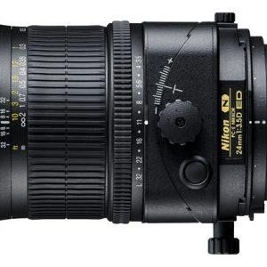Nikon PC-E 24mm f 3.5 D-ED