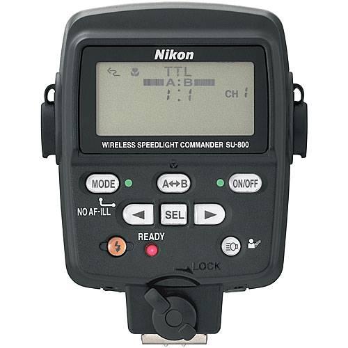 Nikon SU-800 Remote Commander Unit