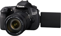 Canon EOS 60D + 17-85mm IS Lens