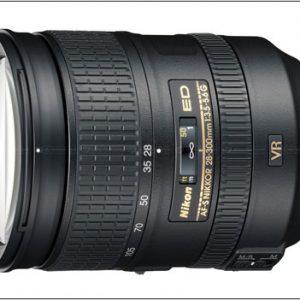 Nikon 28-300mm F3.5-5.6G ED VR LENS