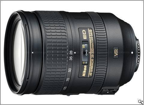 Nikon 28-300mm F3.5-5.6G ED VR