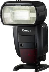Canon 600 EX RT Speedlite