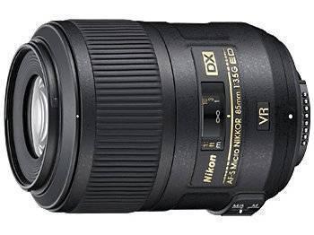 Nikon 85mm F3.5 AF-S VR DX Lens