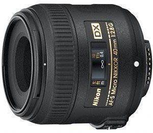 Nikon 40mm AF-S F2.8G DX Lens