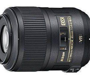 Nikon 85mm F3.5 AF-S VR DX Micro Lens (Special Order)  (On-Line Only)