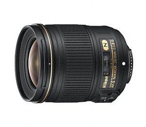 Nikon 28mm F1.8 AF-S G Lens