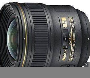 Nikon 24mm F1.4 G ED AF-S Lens