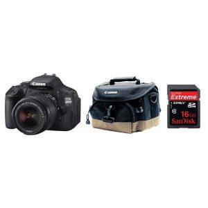 Canon EOS 600D DC Starter Bundle