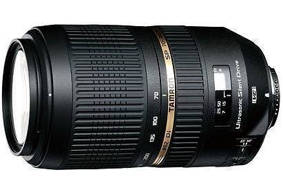 Tamron A005 SP 70-300mm f/4-5.6 Di VC USD for Nikon