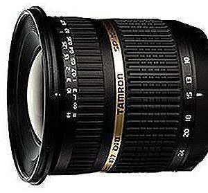 Tamron B001 SP 10-24mm f/3.5-4.5 Di II Lens for Canon