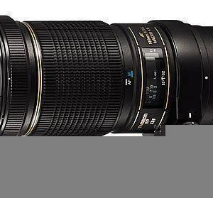 Tamron B01 SP 180mm f/3.5 Macro 1:1 Di Lens for Canon