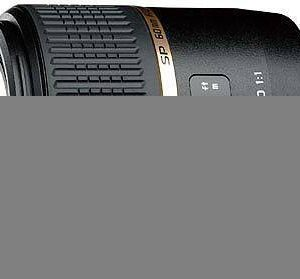 Tamron G005 SP 60mm f/2 Macro 1:1 Di II Lens for Nikon