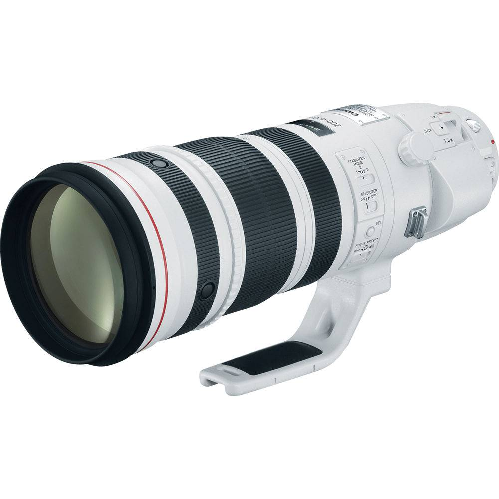 Canon EF 200-400mm F4 L IS USM -0