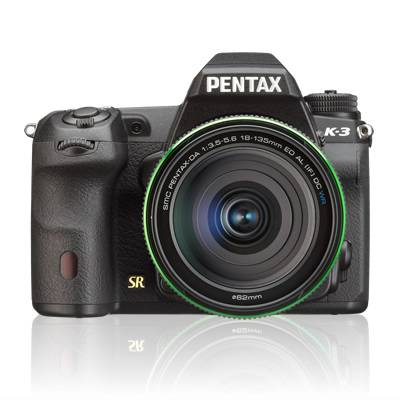 Pentax K-3II + 16-85mm ED WR lens