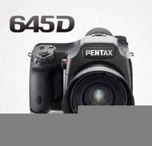 Pentax 645Z 51MP Medium Format Camera Body Only