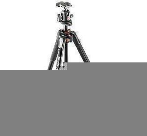 Manfrotto 190 XPRO3 Aluminium 3-Section Tripod Kit with Ball Head