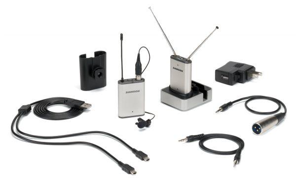 Samson Airline Micro Recording Lapel Microphone-0