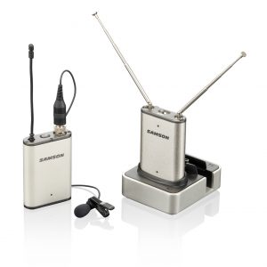 Samson Airline Micro Recording Lapel Microphone