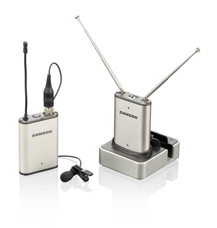 Samson Airline Micro Recording Lapel Microphone-3251