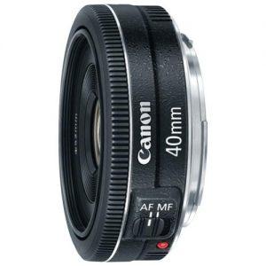 Canon EF 40mm f/2.8 STM Lens-0