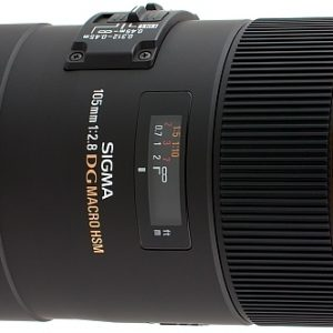 Sigma 105mm f/2.8 EX DG OS HSM Macro – Nikon