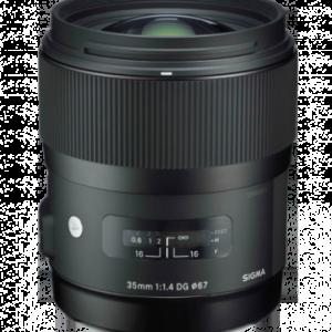 Sigma 35mm F1.4 DG HSM Art – Canon
